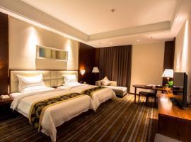 Shenzhen Delin Hotel, Longgang (Pingshan yakınında)