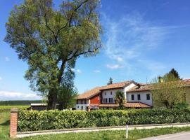 Musicasa Vacanza, Muscletto (Rivignano yakınında)