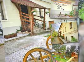 Guesthouse Pegas Depoltovice, Nová Role (Děpoltovice yakınında)