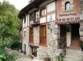 Apartamentos La Condesa, Valmeo