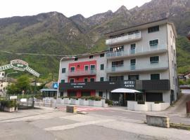 Hotel Aurora, Chiavenna