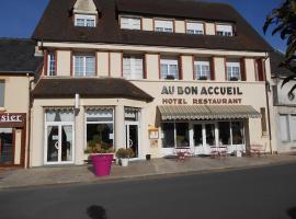 Au Bon Accueil, Juvigny-sous-Andaine (рядом с городом La Chapelle d'Audaine)