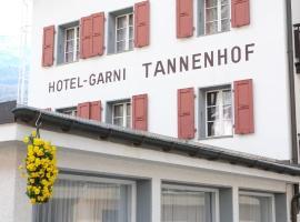 호텔 타넨호프
