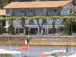 Hotel du Cap, Capbreton