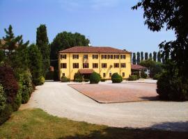 Hotel Antico Casale, Vigarano Mainarda (Sette Polesini yakınında)