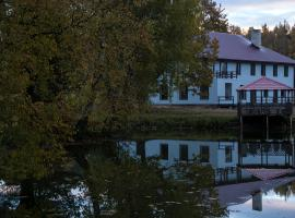 Viesu nams Zāģeri, Īvande (Nær Kuldīga)