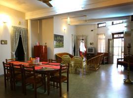 Pushpakam Homestay, Тривандрум (рядом с городом Perumkulam)