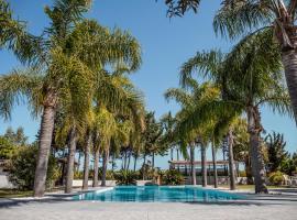 La Petrara Resort, Avola