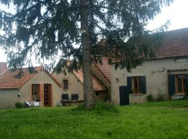 Grootgenoegen, Bourbon-l'Archambault (рядом с городом Briette)