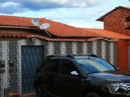 Recanto Do Tomba, Lençóis (Afrânio Peixoto yakınında)