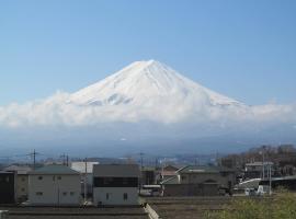 橙色小屋別墅, 富士河口湖