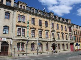 Hotel zur Mühle, Riesa (Zeithain yakınında)
