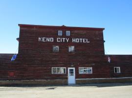 Keno City Hotel, Keno City (Wernecke yakınında)
