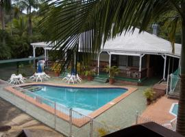 The Islands Inn Motel, Airlie Beach (Shute Harbour yakınında)