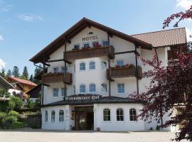 Hotel Eisensteiner Hof, Bayerisch Eisenstein