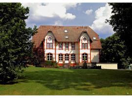 Villa Knobelsdorff, Pasewalk (Jatznick yakınında)