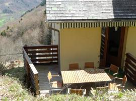 Appartement Les marmottes, Ilhan (рядом с городом Ancizan)