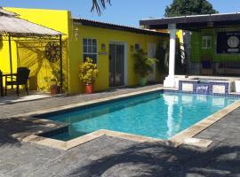 Solar Villa, Oranjestad (Paradijs yakınında)