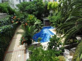 Central Athens House with Pool