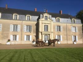 Chateau De Piedouault, Jallais (рядом с городом Beaupréau)