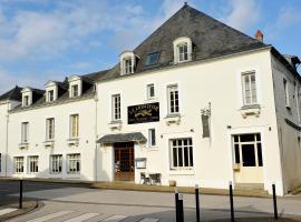 Le Lion d'Or, Ingrandes (рядом с городом Le Mesnil-en-Vallée)