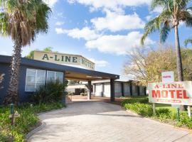 A Line Motel, Griffith (Goolgowi yakınında)