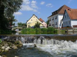 Zum Weißen Rössl, Kallmünz (Kleinduggendorf yakınında)