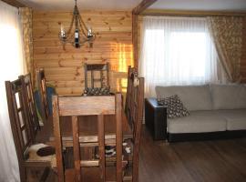 Apartment Oak Alley, Dobrenevo (Lahoysk yakınında)