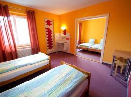 Hotel Bellevue, Saignelégier (рядом с городом Goumois)