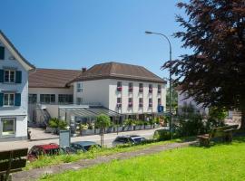 Hotel Hecht, Rheineck