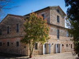 Maison022, Iesi (Molino d'Agugliano yakınında)