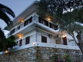 Villa Mitsa, Колиос