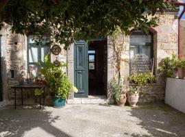 Avgeniki Elborgini House, Avyenikí (рядом с городом Agios Thomas)