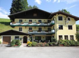 Hotel Landhaus Ausswink'l, Russbach am Pass Gschütt (Gseng yakınında)