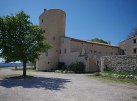 Château de la Gabelle, Ferrassières (in der Nähe von Revest-du-Bion)