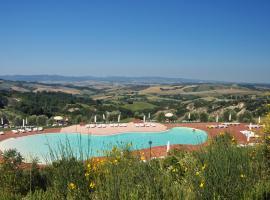 Belmonte Vacanze, Montaione (La Cava yakınında)