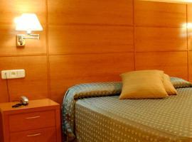 Hotel Entresierras, Либрилья (рядом с городом Torre-Guil)