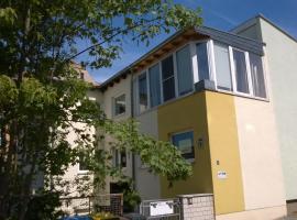City-Apartment-Zeitz, Zeitz (Elsteraue yakınında)