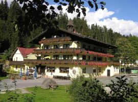 Gasthof Mühle – Natur- & Wanderhotel, Rinchnach