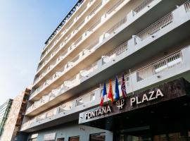 Hotel Fontana Plaza, Torevjecha