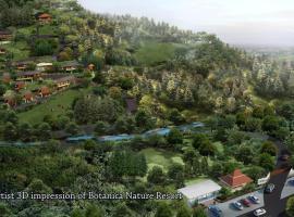 Botanica Nature Resort, Bitung (рядом с городом Girian)