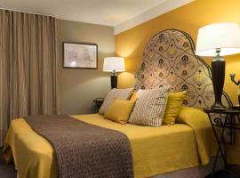 Hotel De France, Angerville