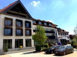 Hotel Zur Schönen Aussicht, Marktheidenfeld (Karbach yakınında)
