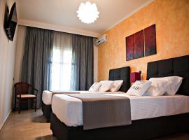 Serenita Apartments, Эрмонес (рядом с городом Vátos)