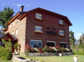Hosteria Nuevo Pinar, San Carlos de Bariloche (Perito Moreno yakınında)