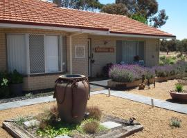 Yellow Gum Bed and Breakfast, Katanning (Kojonup yakınında)