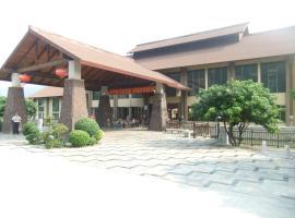 Yushuigu Hot Spring Resort, Jiaozi (Jiangang yakınında)