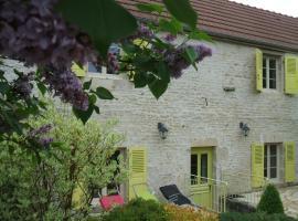 la ferme du mont lassois, Vix (рядом с городом Mussy-sur-Seine)
