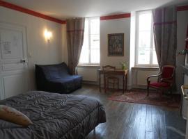 AMBIANCES chambres d 'hôtes, Baye (рядом с городом Mondement-Montgivroux)