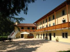 Country House Ramandolo Club, Nimis (Lusevera yakınında)